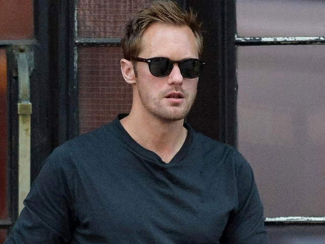 Alexander Skarsgard Steps Out Following 'Big Little Lies' Season 2 Release!