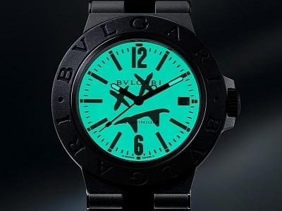 DJ Steve Aoki Sparks Up the Night With Bvlgari Aluminium Watch