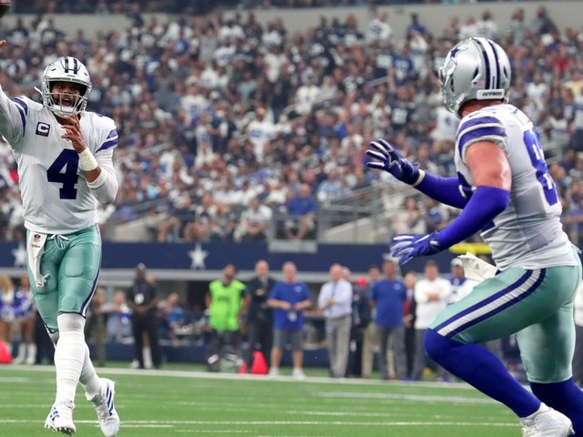The Cowboys' new offense is — dare we say it — downright lovable