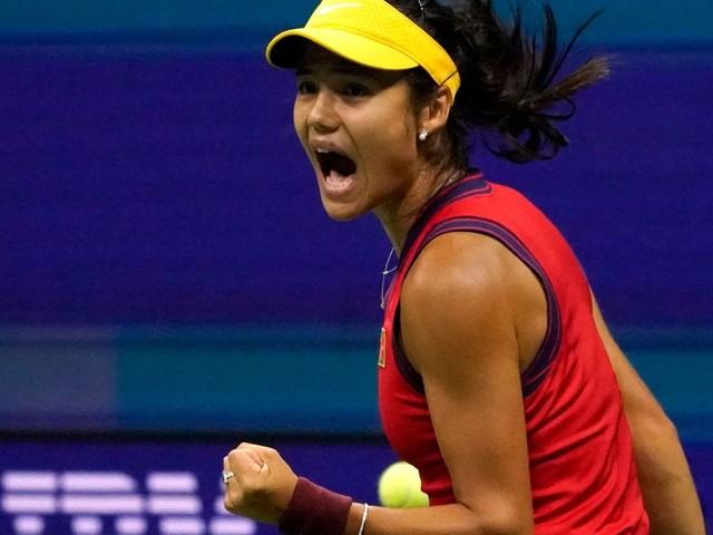 Emma Raducanu Reaches US Open Final After Dominant Win Over Maria Sakkari