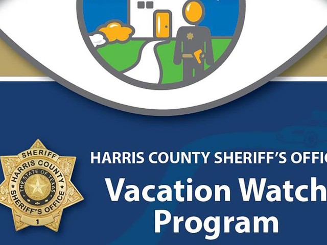 Going out of town? Harris County Sheriff's Office offering program to watch your home