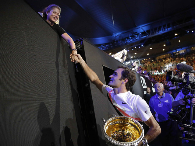 Roger Federer – 38 Special Moments From His Lifetime