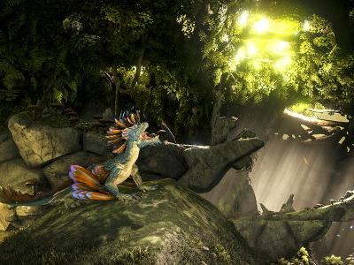 Ark: Survival Evolved goes underground in Aberration