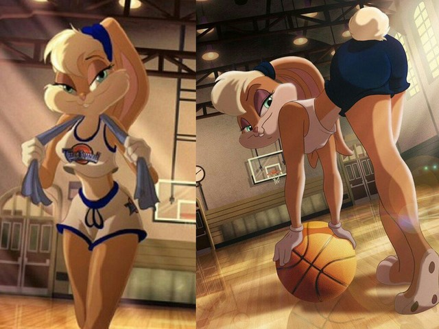 I think we can all agree that Space Jam is responsible for furries being a thing