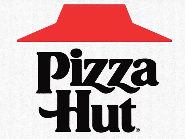 Pizza Hut brings back iconic red roof logo