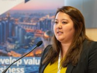 Kazakhstan highlights growth ambitions to industry heavyweights