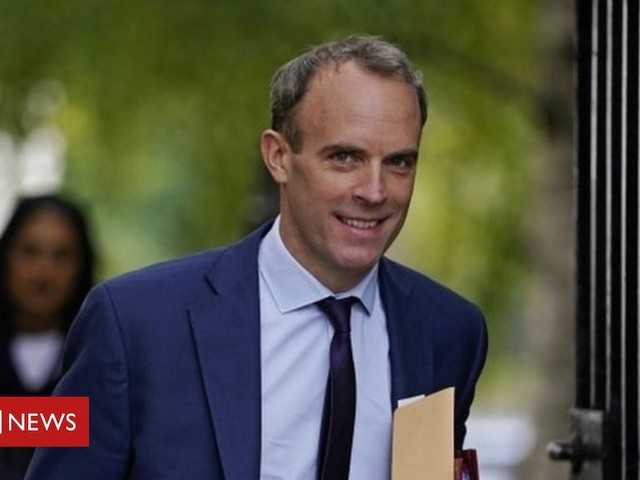 Brexit: EU trade deal is still possible, says Dominic Raab