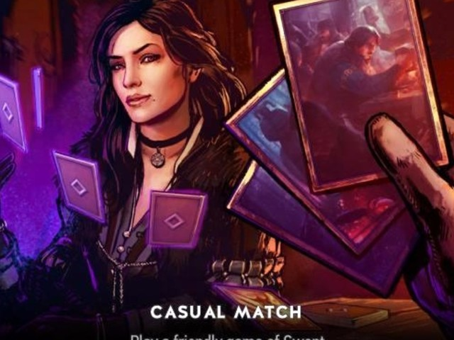 We've got 10,000 Gwent: The Witcher Card Game closed beta keys to give away