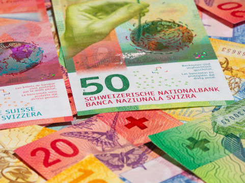Dollar Recovery Attempt Falters Quickly, Swiss Franc Dives Again