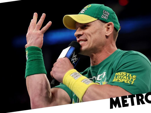 Watch John Cena wrestle first proper WWE match since 2019 in untelevised clash