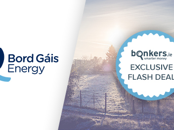 Bord Gáis Energy announces flash weekend dual fuel sale