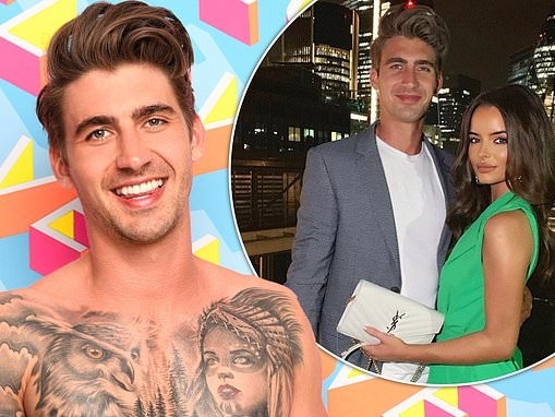 Love Island's Chris Taylor responds to rumours linking him with Maura Higgins