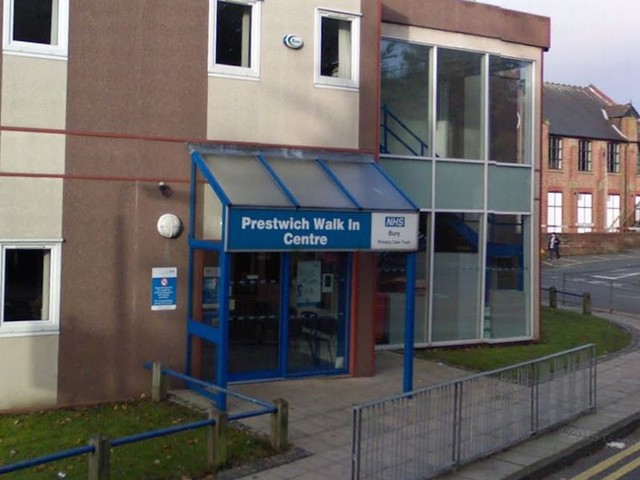 Two NHS walk-in centres in Bury have been saved from closure