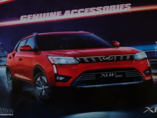 Mahindra XUV300 Accessories – Official List