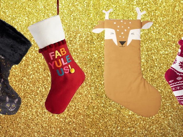 11 Christmas Stockings For The Whole Family – From Traditional To Snazzy