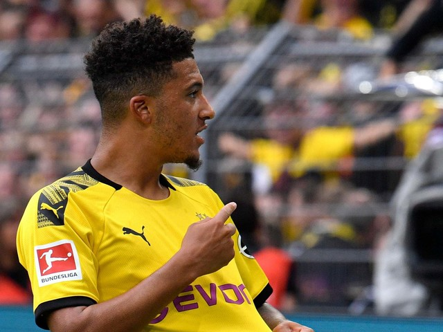 Jadon Sancho transfer talks with Man Utd confirmed in new Borussia Dortmund documentary