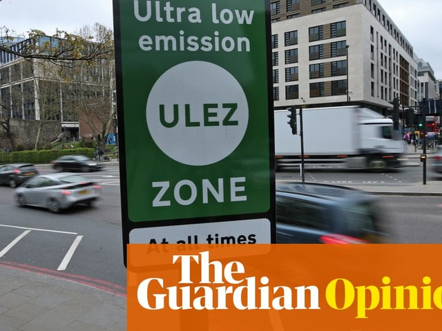 The Guardian view on low-emission zones: the UK must clean up its act   Editorial