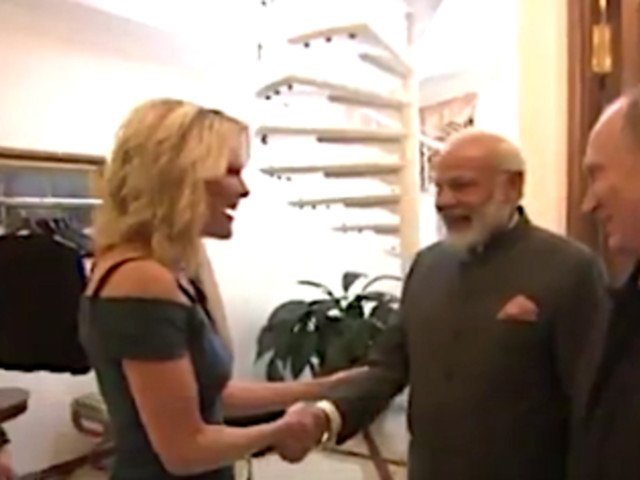 Megyn Kelly Makes The Mistake Of Asking Indian Prime Minister If He's On Twitter