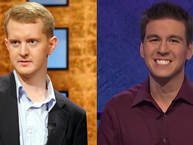 Ken Jennings Sends 'Jeopardy's James Holzhauer Props Following Latest Win