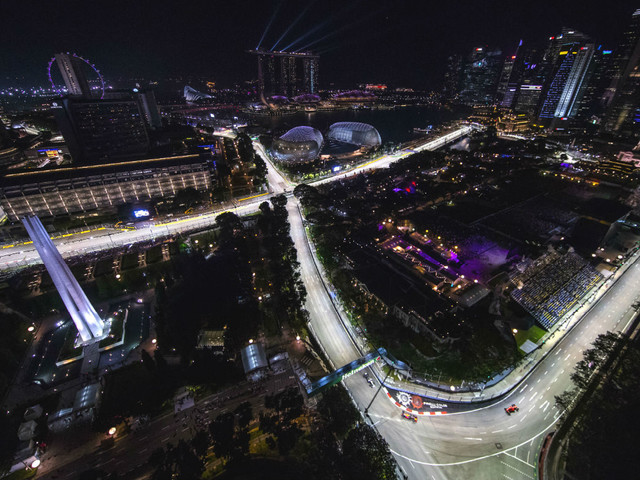F1 Singapore GP 2019: preview, predictions, qualifying, UK start time, TV guide