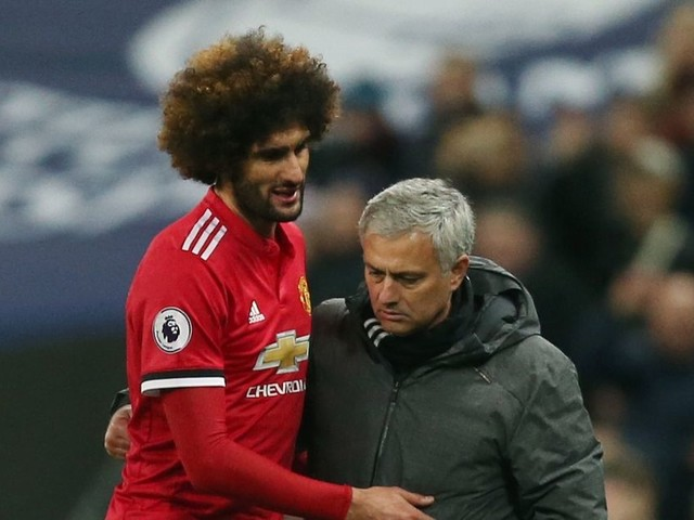 Manchester United midfielder Marouane Fellaini 'to spring summer surprise with choice of next club'
