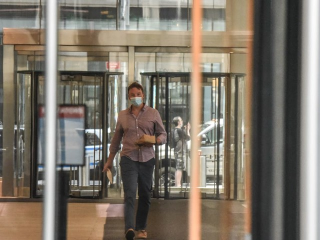 Siemens and Salesforce are teaming up to try to bring employees back to the office safely. Here's what top execs from each tech firm expect for the future of the workplace.