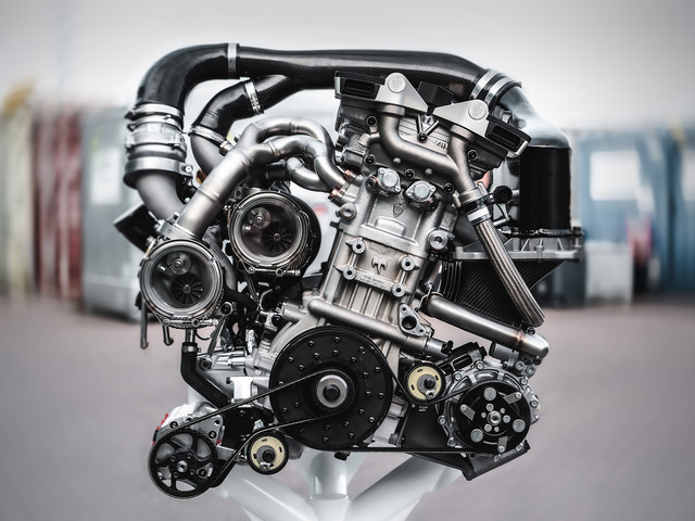 Under the skin: how camless engines make 300bhp per litre with 20% less fuel