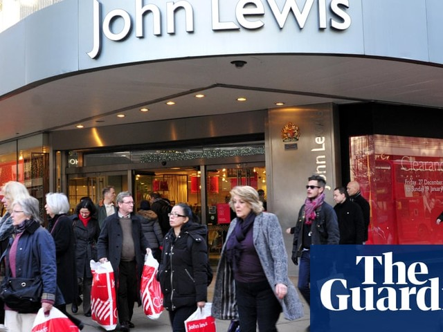 John Lewis unveils first-ever half-year loss