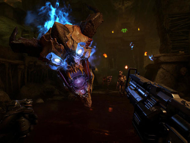 Doom VFR review: Ripping and tearing and stumbling over the small details