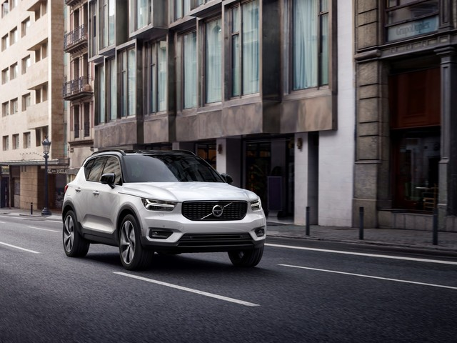 Volvo XC40: Swedish Style and Substance in a Small SUV