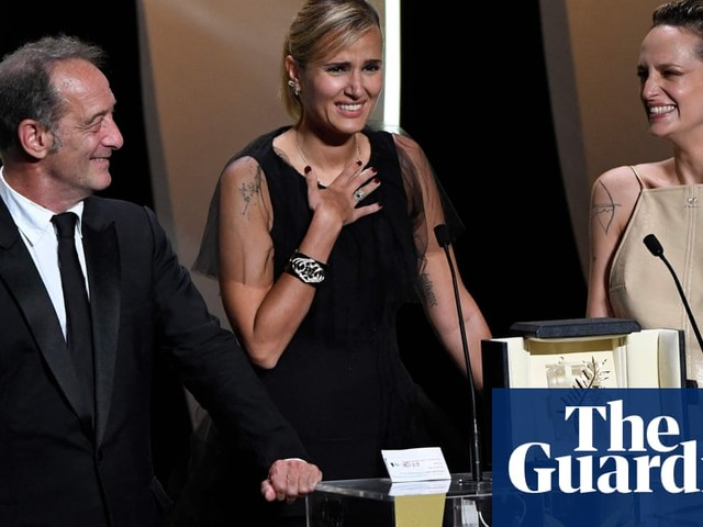 Cannes Palme d'Or goes to female director for only the second time