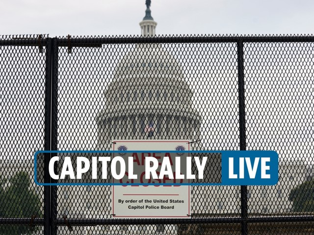 Justice for J6 rally live – Looking Ahead American protest this weekend sparks online threats of violence, DHS warns