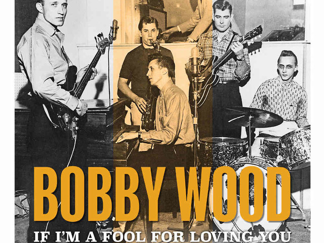 Bobby Wood – If I'm A Fool For Loving You – Album Review