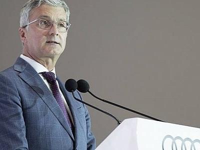 Suspended Audi CEO Rupert Stadler to Remain in Jail