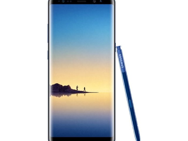 Samsung Galaxy Note 8 Deep Sea Blue Color Leaked