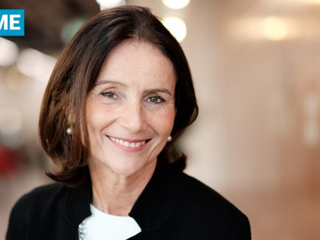 CBI chief Carolyn Fairbairn has a 'desperate' message for Theresa May: You've got only 70 days to get Brexit right