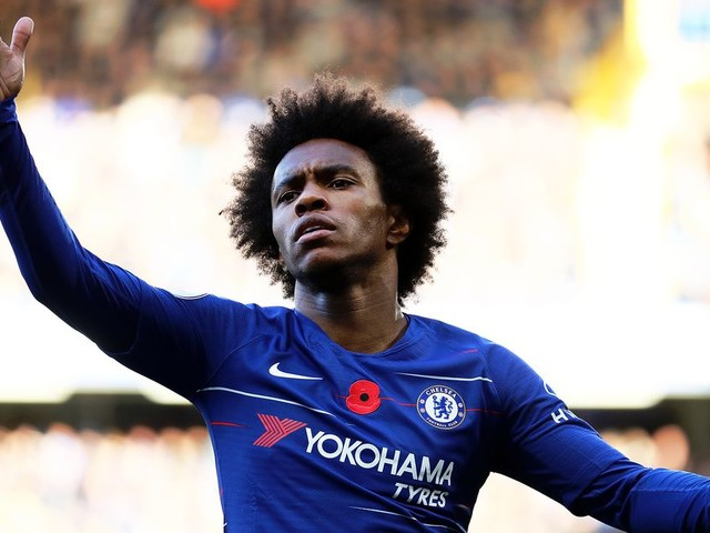 On the Constant Precipice of Greatness: Willian's Enigmatic Chelsea Career