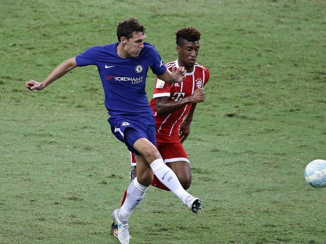 Andreas Christensen, Antonio Rüdiger look for positives in Chelsea's loss to Burnley