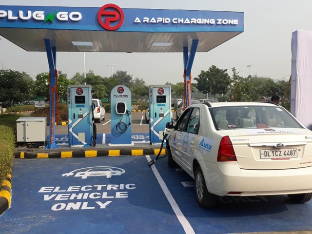 India gets 350 new EV charging stations installed under FAME II scheme
