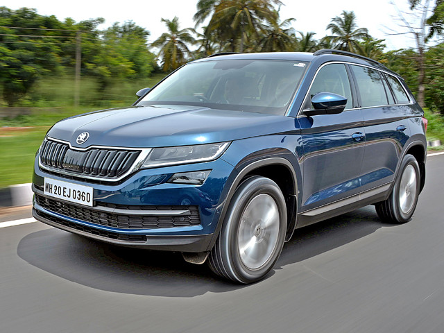 Review: 2017 Skoda Kodiaq India review, test drive