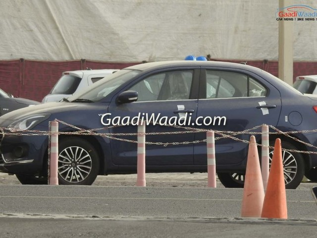 2017 Maruti Dzire launching on 25 May 2017 – Report