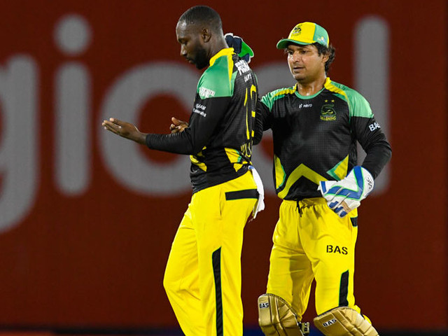 Calm Williams takes Tallawahs up to second in thrilling finish