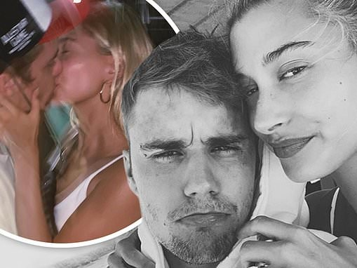 Justin Bieber and wife Hailey mark the end of their vacation with heart-melting selfie