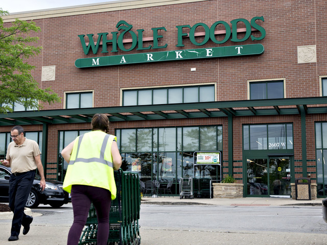 Amazon Is Buying Whole Foods In A Quest To Beat Walmart With Luxury