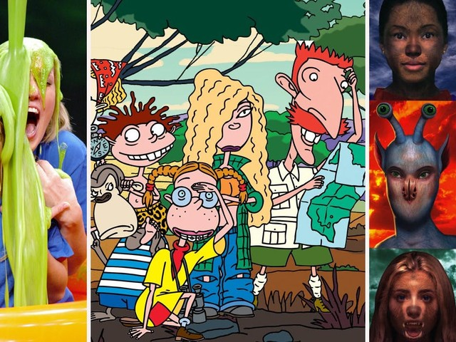 20 Nickelodeon Shows You Completely Forgot About