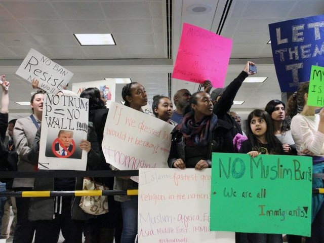 Emails Reveal Customs and Border Protection's Lawlessness During Trump's First Travel Ban