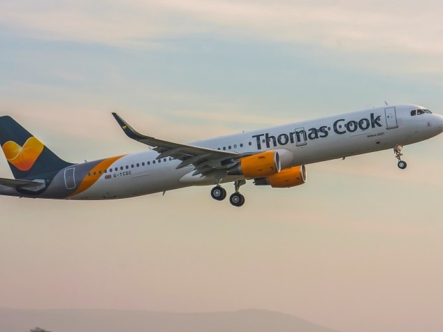 Thomas Cook Airlines adds Easter flights from Bristol