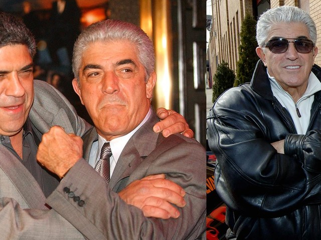 'Sopranos,' 'Goodfellas' actor Frank Vincent dies at 80