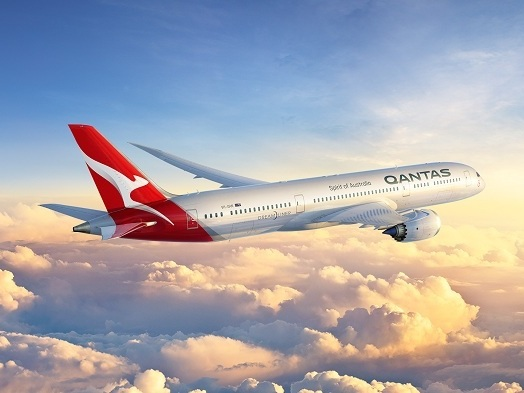 Qantas sees fall in annual profits as fuel costs rise