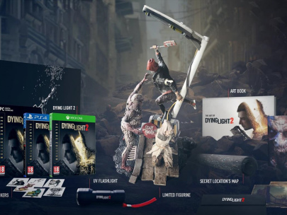 Dying Light 2 Collector's Edition may have leaked via European retailer